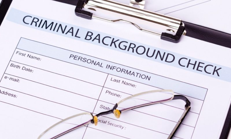 all about criminal background check
