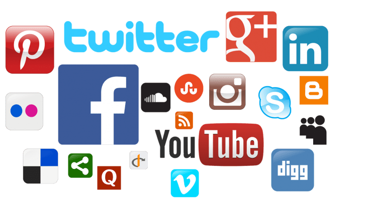 Top 10 Mostly Using Social Media Apps -
