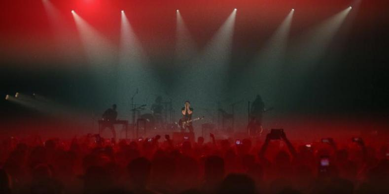 Nine Inch Nails have extended their fall tour with the addition of ...