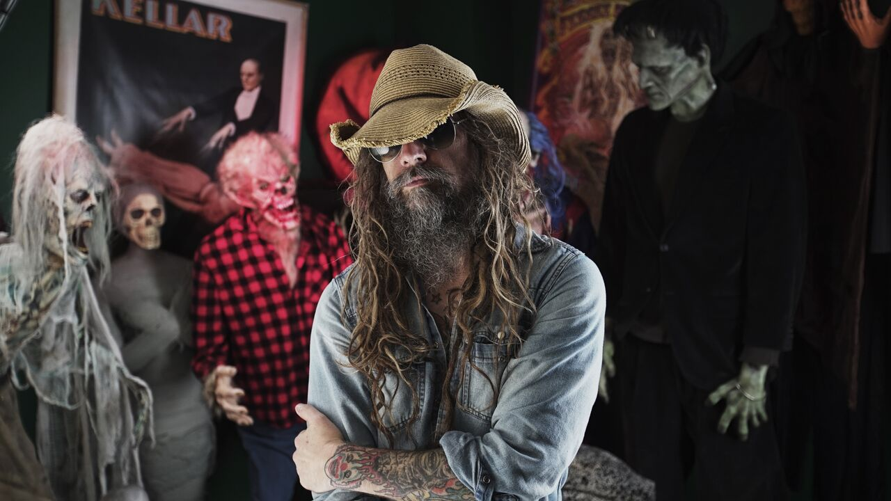 Rob zombie resurrects halloween