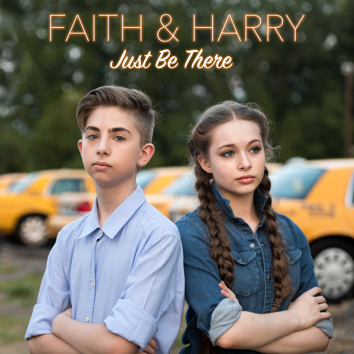 Faith & Harry Rowan Interview
