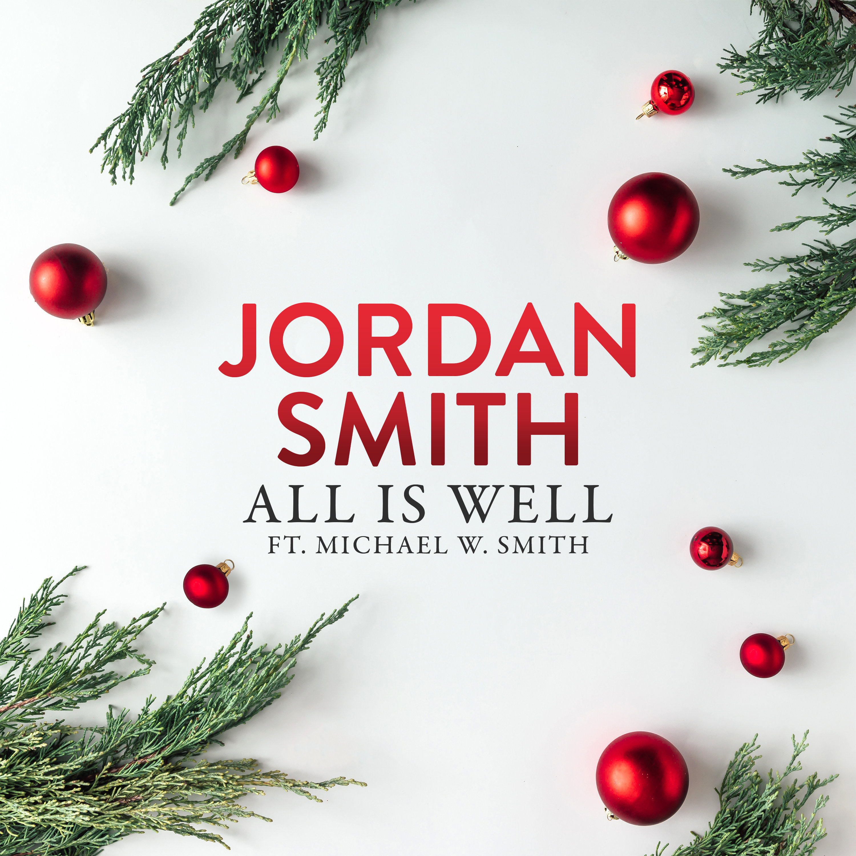"JORDAN SMITH & MICHAEL W. SMITH RELEASE INSTANT HOLIDAY CLASSIC ""ALL ..."