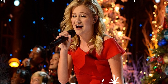 Americas Got Talent Christmas.America S Got Talent Winner Darci Lynne Releases Rockin Around