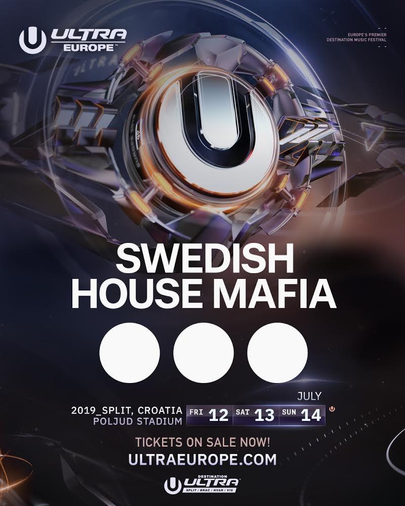 ULTRA Worldwide announces Swedish House Mafia to headline ULTRA Europe and ULTRA Korea 2019 ile ilgili görsel sonucu