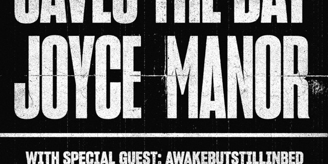 Saves The Day & Joyce Manor Announce Summer Tour