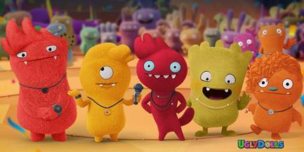 "WHY DON'T WE UNLEASH ""DON'T CHANGE"" FROM ""UGLYDOLLS ORIGINAL MOTION PICTURE SOUNDTRACK"""