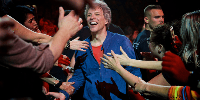 Bon Jovi Make Fans The Star with #BonJoviMemories – European Tour kicks off May 31st