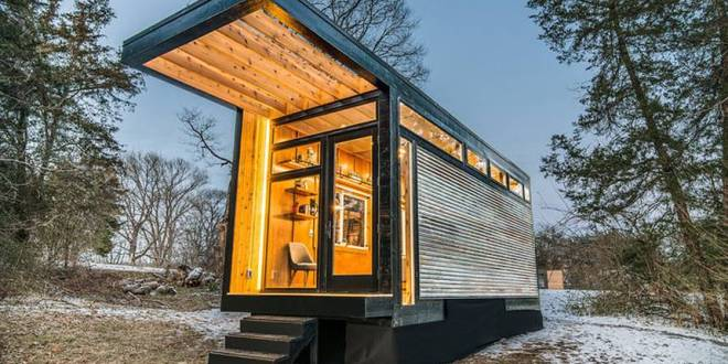 An Insight Into The Popular Tiny House Movement