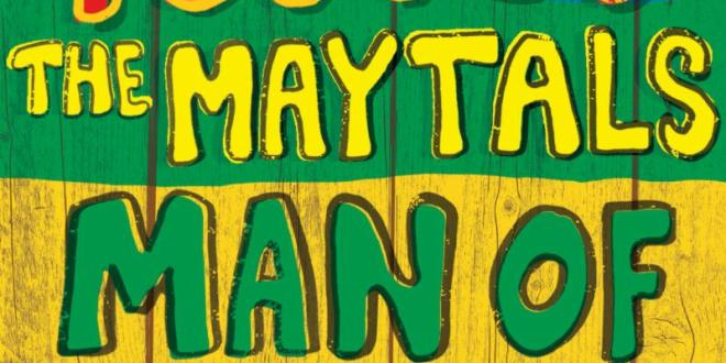 "TROJAN JAMAICA UNVEILS TOOTS AND THE MAYTALS' ""MAN OF THE WORLD"""