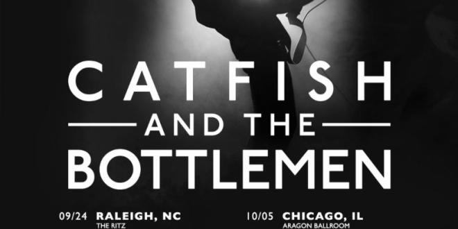 CATFISH AND THE BOTTLEMEN ANNOUNCE 2019 NORTH AMERICAN FALL TOUR