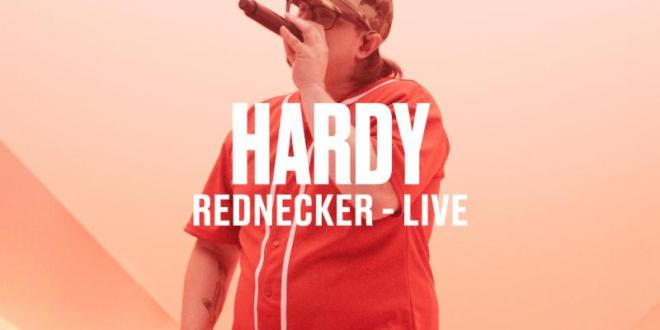"Vevo and HARDY Release DSCVR Videos of ""REDNECKER"" and ""4X4"""