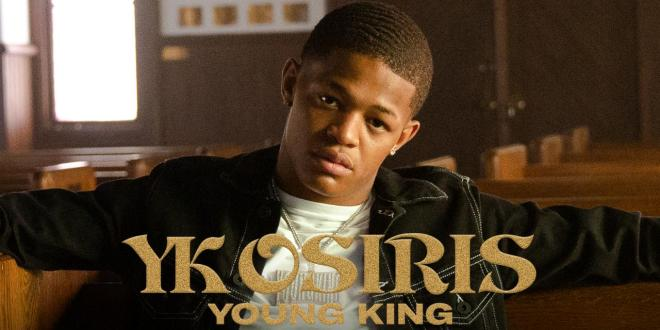 "VEVO AND YK OSIRIS RELEASE ""YK OSIRIS: YOUNG KING"""