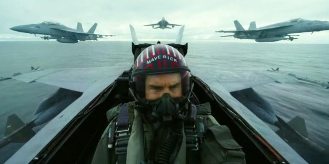 Nostalgia Alert: A Top Gun: Maverick Trailer Story