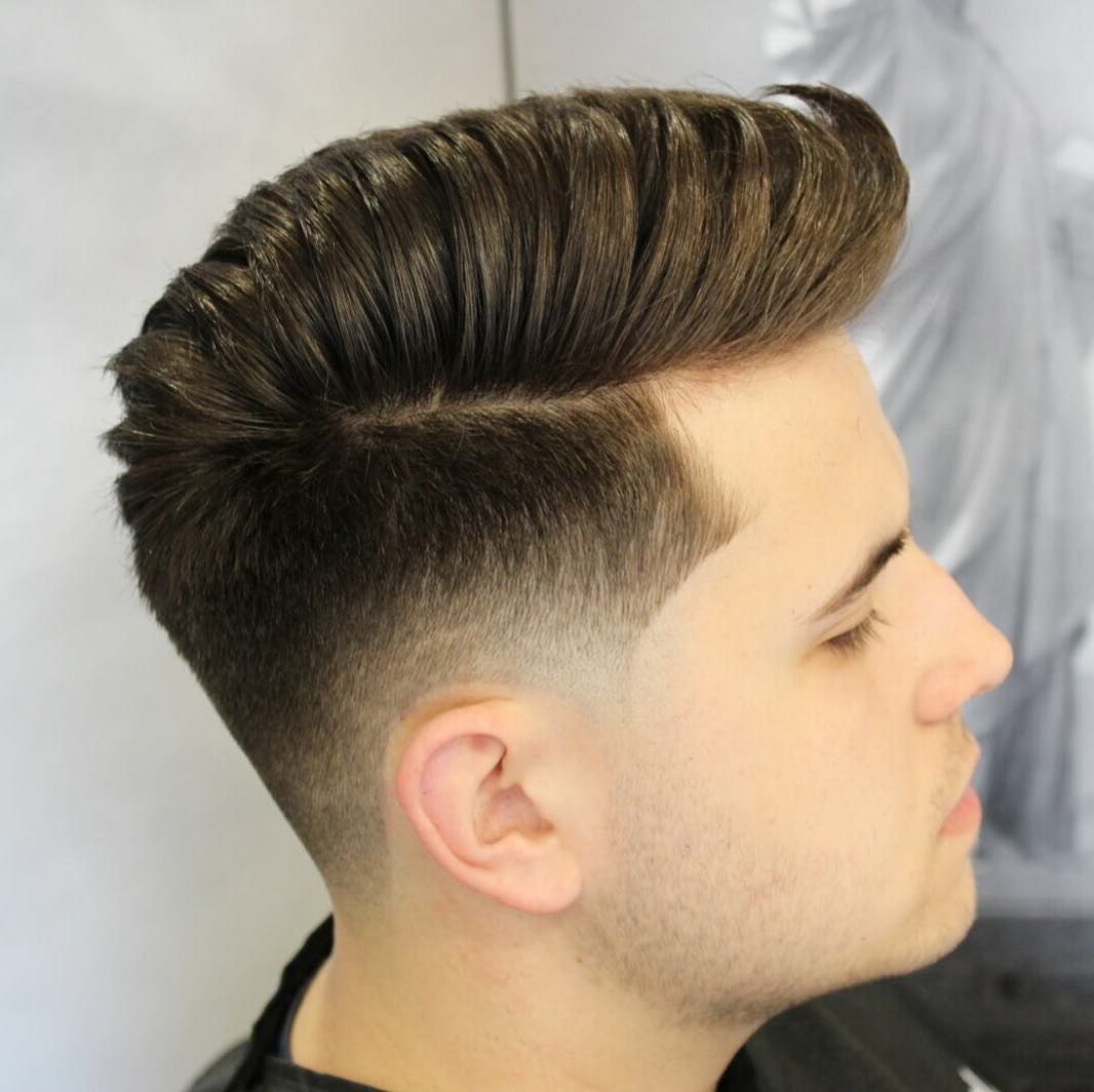 Brand New Hairstyles for Men in 2019 ,