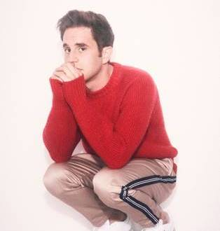 "BEN PLATT RETURNS WITH ""RAIN"""