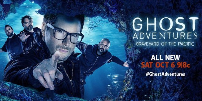 "Travel Channel's ""Ghostober"" is almost Here…"