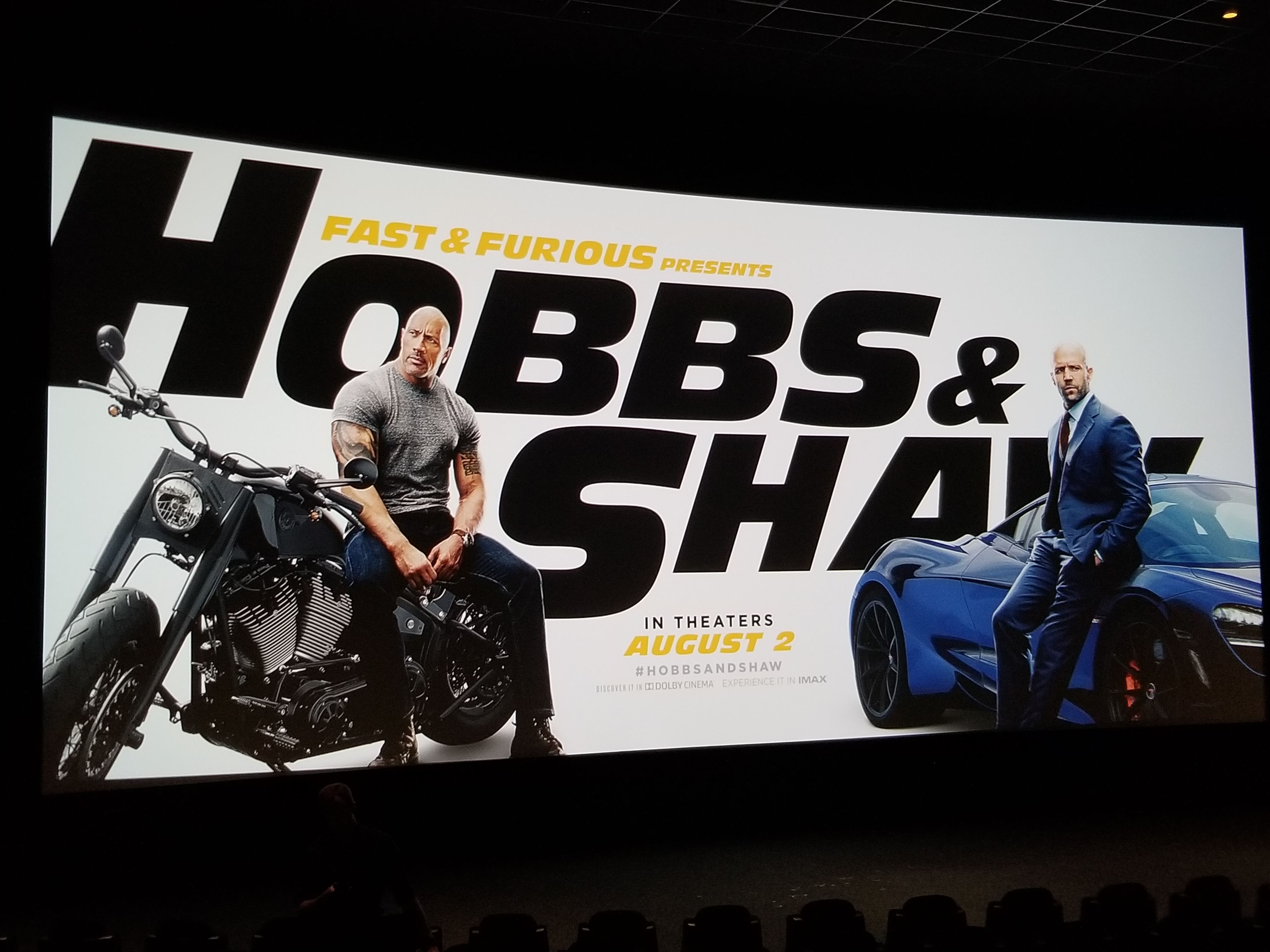 Review Fast Furious Presents Hobbs And Shaw 2019 Universal