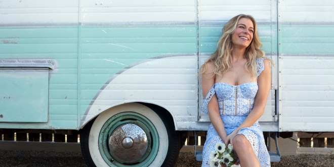 Leann Rimes To Bring First Live Recording