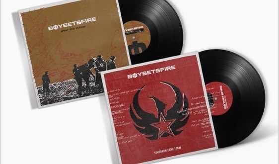 Boysetsfire celebrating 25th anniv. with first vinyl reissues & tour