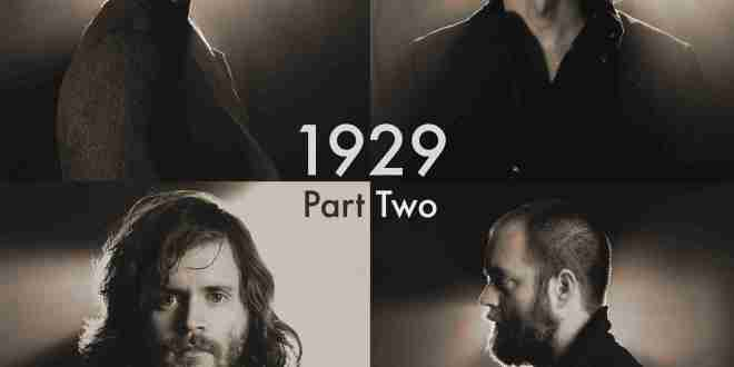 The KONGOS Brothers Return With New Record 1929: Part 2