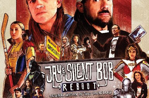 Entertainment One to Release Jay & Silent Bob Reboot Original Motion Picture Soundtrack on November 1, 2019