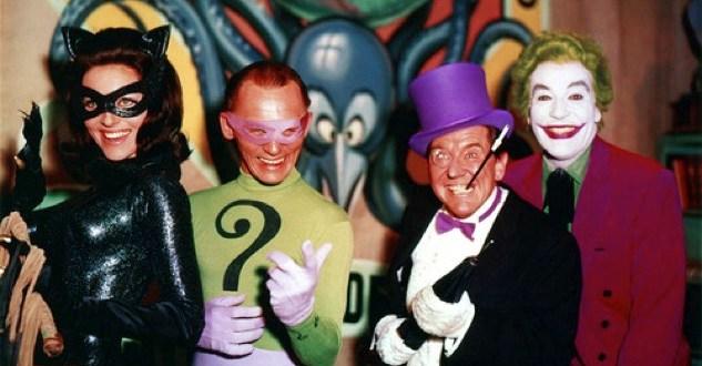 Five Amazingly Goofy 'Batman '66' Villains