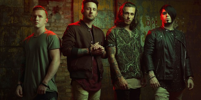 """From Ashes to New Release New Music Video For """"Crazy"""""""