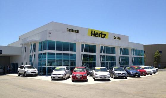 Introduction to Hertz Car Sales