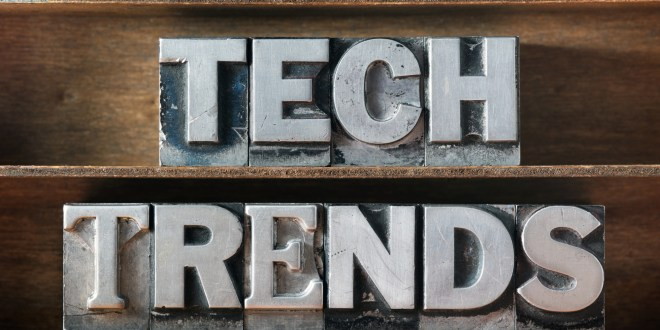 Top 10 Newest Tech Trends to Look out for in 2020