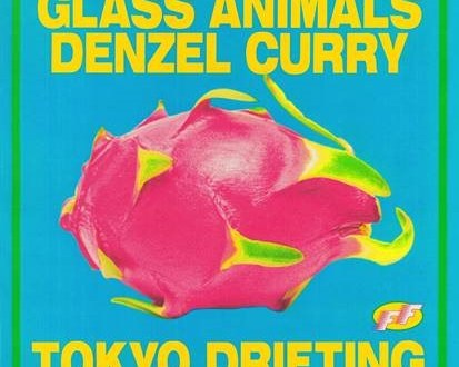 """GLASS ANIMALS RELEASE """"TOKYO DRIFTING"""" FT. DENZEL CURRY"""