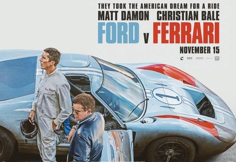 "REVIEW: ""FORD V. FERRARI (2019) 20TH CENTURY FOX"