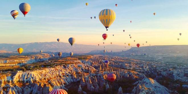 All you need to know about Cappadocia