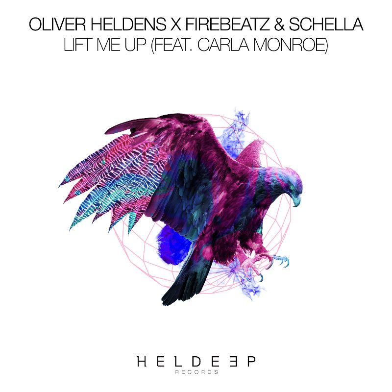 Oliver Heldens, Firebeatz, Schella and Carla Monroe team-up for high-energy feel-good anthem 'Lift Me Up' - - VENTS Magazine