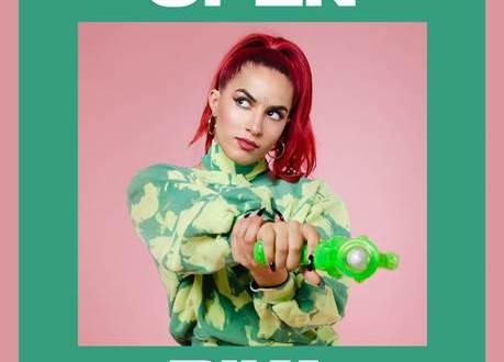 Pop sensation RIKA drops the official video for 'Open'