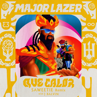 "MAJOR LAZER DEBUTS SAWEETIE REMIX OF ""QUE CALOR"""