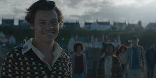 "HARRY STYLES RELEASES NEW SINGLE ""ADORE YOU"""