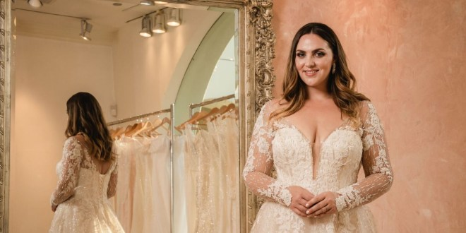 Biggest Plus Size Wedding Dress Collection Ever
