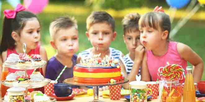Planning a Birthday Party