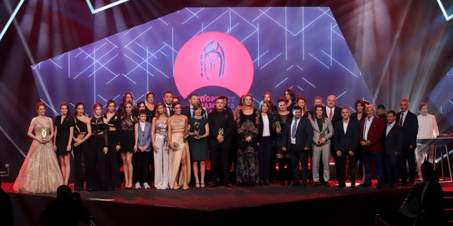 Sportsperson of the Year Bulgaria, Awards 2019