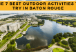 7 Fun Things to Do Outdoors in Baton Rouge, Louisiana