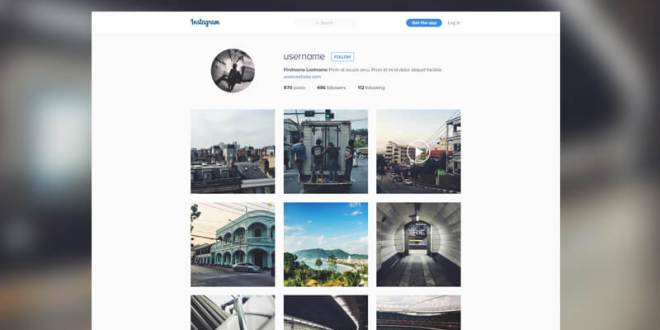 THE ABCs OF INSTAGRAM FOR SELLING WEB PAGE TEMPLATES