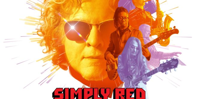 Simply Red Reveal 'Tonight (0AM Mix)'