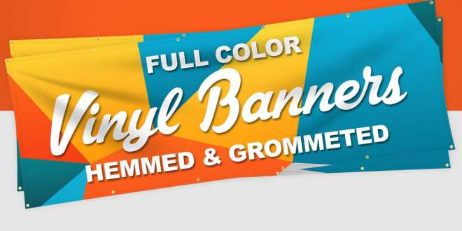 Benefits of Vinyl banner printing NYC