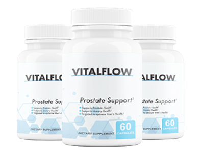 VitalFlow Reviews Update - Must Read This Before Buying -