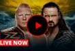 WWE WrestleMania 36 Live Stream Reddit: how to watch 2020's biggest WWE event online for free