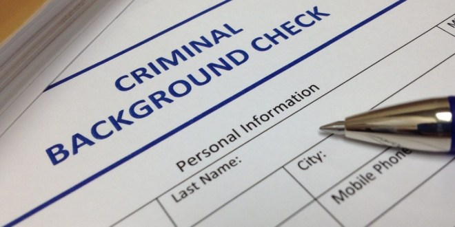How To Find Someone's Criminal Records