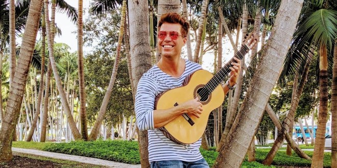 A MUSIC ARTIST & PROFESSIONAL LAWYER HAS FINALLY FOUND HIS WAY BACK TO HIS FIRST LOVE – GIANNI MENDES, AN IMMIGRATION LAWYER WITH A PASSION FOR MUSIC