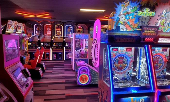 hit an Arcade