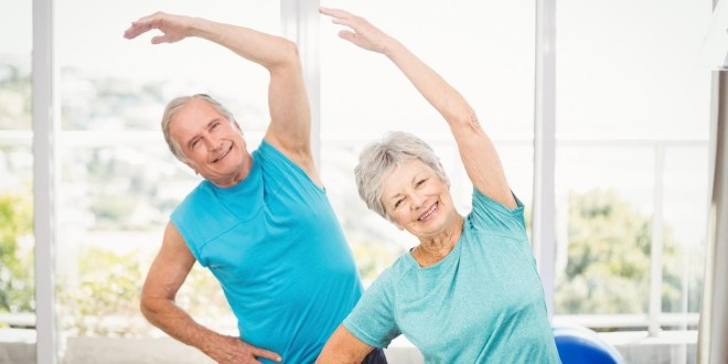 How to Increase Mobility as You Age