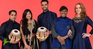Toronto Tabla Ensemble's new album, Unexpected Guests